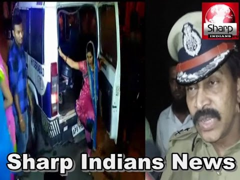 Tension in Chikkadpally police station limits | 7 Persons injuried  | Hyderabad 2017.