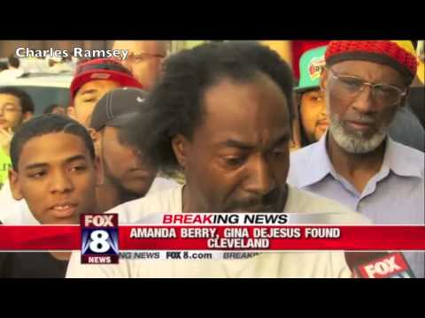 "Charles Ramsey Interview:: ""Me and my Goons"" :: Missing teens found ALIVE"