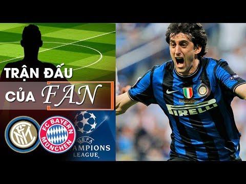 Trận đấu của fan | Inter Milan vs Bayern Munich | Chung Kết UCL 2009/10