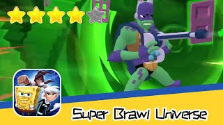 Super Brawl Universe ACT2 06 Walkthrough Nick Champions Fighting Game Recommend index four stars