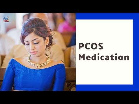 Medication for polycystic ovaries || Journey with PCOS Medication (Treatment)|| Anita Geroge