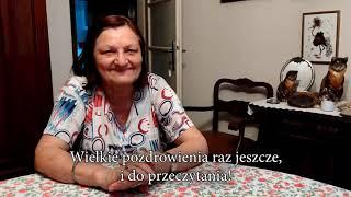 Lidia Ligęza pri Baladina / napisy