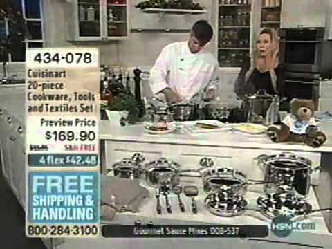 Chef Paul Mattison on Home Shopping Network.mov