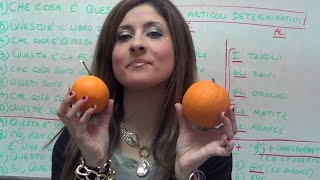 Free Italian Lessons - One World Italiano Video course - Lesson 7(You have 3 possibilities to learn Italian with Veronica: 1. With our exclusive free online video course ..., 2013-04-18T17:51:17.000Z)