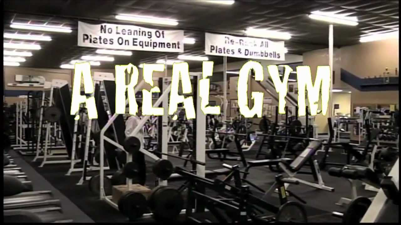 Weight room commercial mp youtube