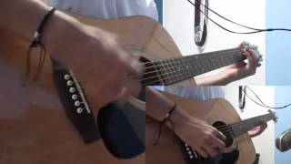 Back in Black - Acoustic Guitar Cover (AC/DC) By Tailgunnerz