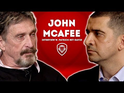 John McAfee Changes Bitcoin Prediction