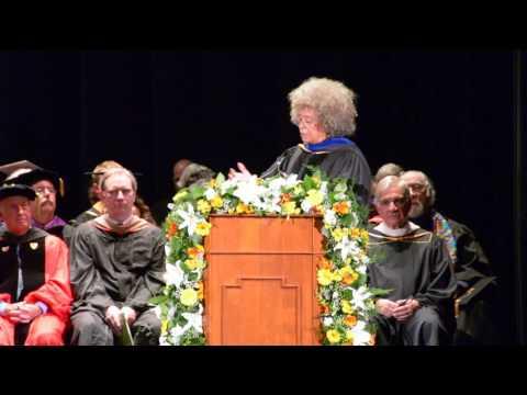 Angela Davis' Commencement Speech at CIIS