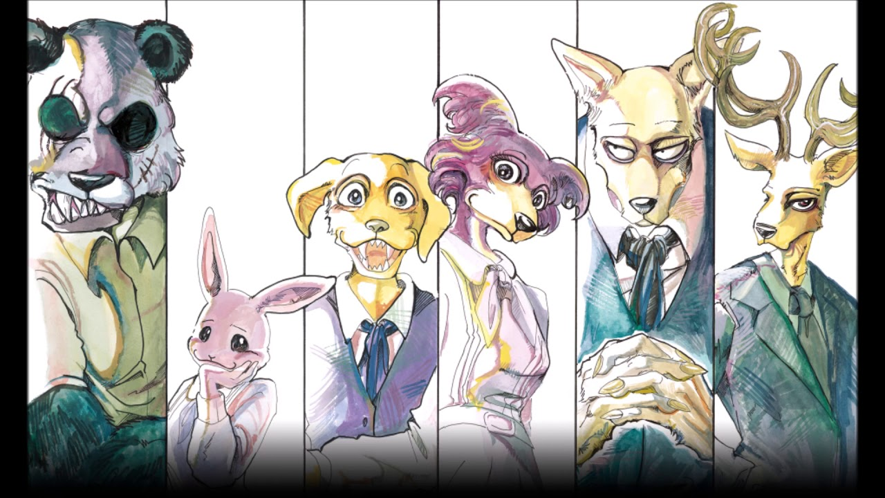Beastars OP FULL But It's The Anime Version (Wild Side by ALI)