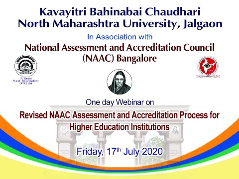 Webinar On Revised NAAC Assessment And Accreditation Process For Higher Education Institutions