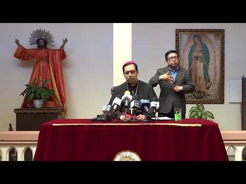 Conferencia de Prensa, 5 Noviembre/ Mons. José Luis Escobar