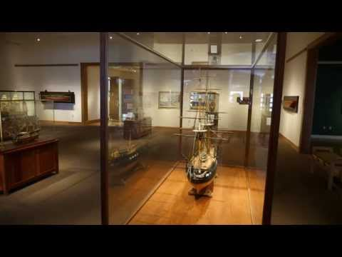 MN Marine Art Museum: The Art of the Ship Model - Off 90