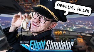 Realtalk aus dem Cockpit | Flight Simulator 2020