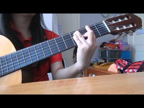 Tetap Dalam Jiwa guitar (short version)