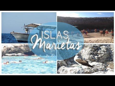 ISLAS MARIETAS | Punta de Mita