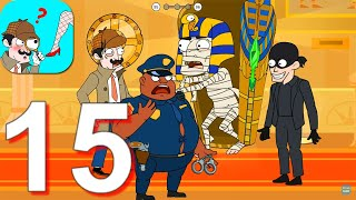 Clue Hunter - Gameplay Walkthrough Part 15 Levels 93-97 (Android,iOS)