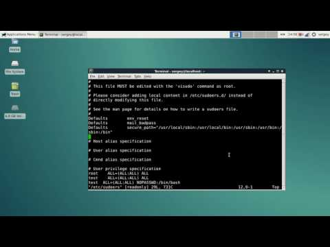 How To Add User To Sudoers In Linux