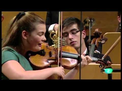 Pyotr Ilyich Tchaikovsky: Violin Concerto, Op. 30 – Madrid / Stefan Lano