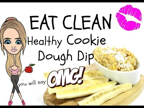healthy-🍪-cookie-dough-dip---eat-clean-with-this-healthy-snack-that-tastes-so-good-you-will-say-omg
