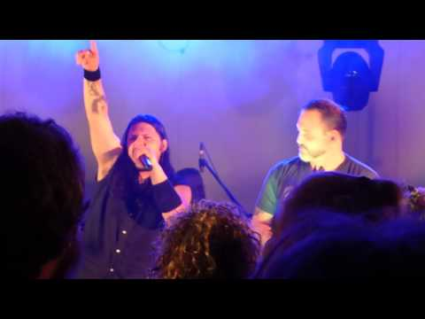 Ty Olsson rocking out with us at Asylum 16  Part 1