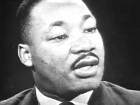 Martin Luther King on Non-Violence