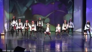 Танец пираты Карибского моря ансамбль СЮРПРИЗ