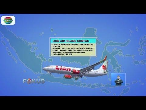 Ratusan Keluarga Korban Pesawat Lion Air JT 610 Datangi Bandara Depati Amir Pangkal Pinang - Fokus Mp3