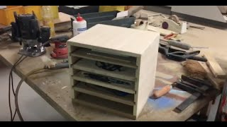 How To Build: Small Tool Drawer