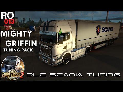 Atualização de Personalização para Scania - ETS 2 - Acidente!!