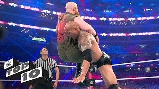 Download Fastest one-on-one matches - WWE Top 10 Mp3 and Videos