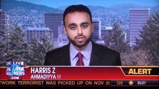 Muslim Youth Leader Speaks About Attempted Bombing in Portland