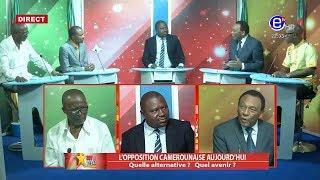 237 LE DÉBAT DU 29/05/2019( L'opposition Camerounaise aujourd'hui: Quel avenir?)