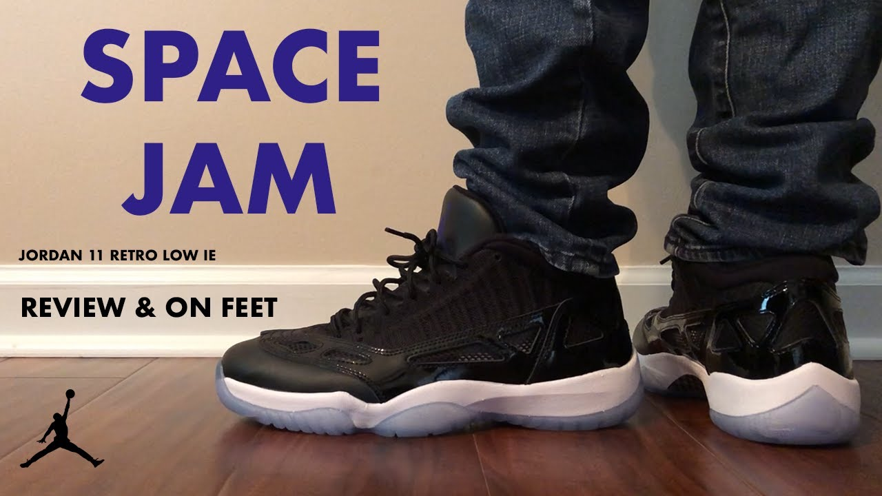 air jordan 11 space jam ie
