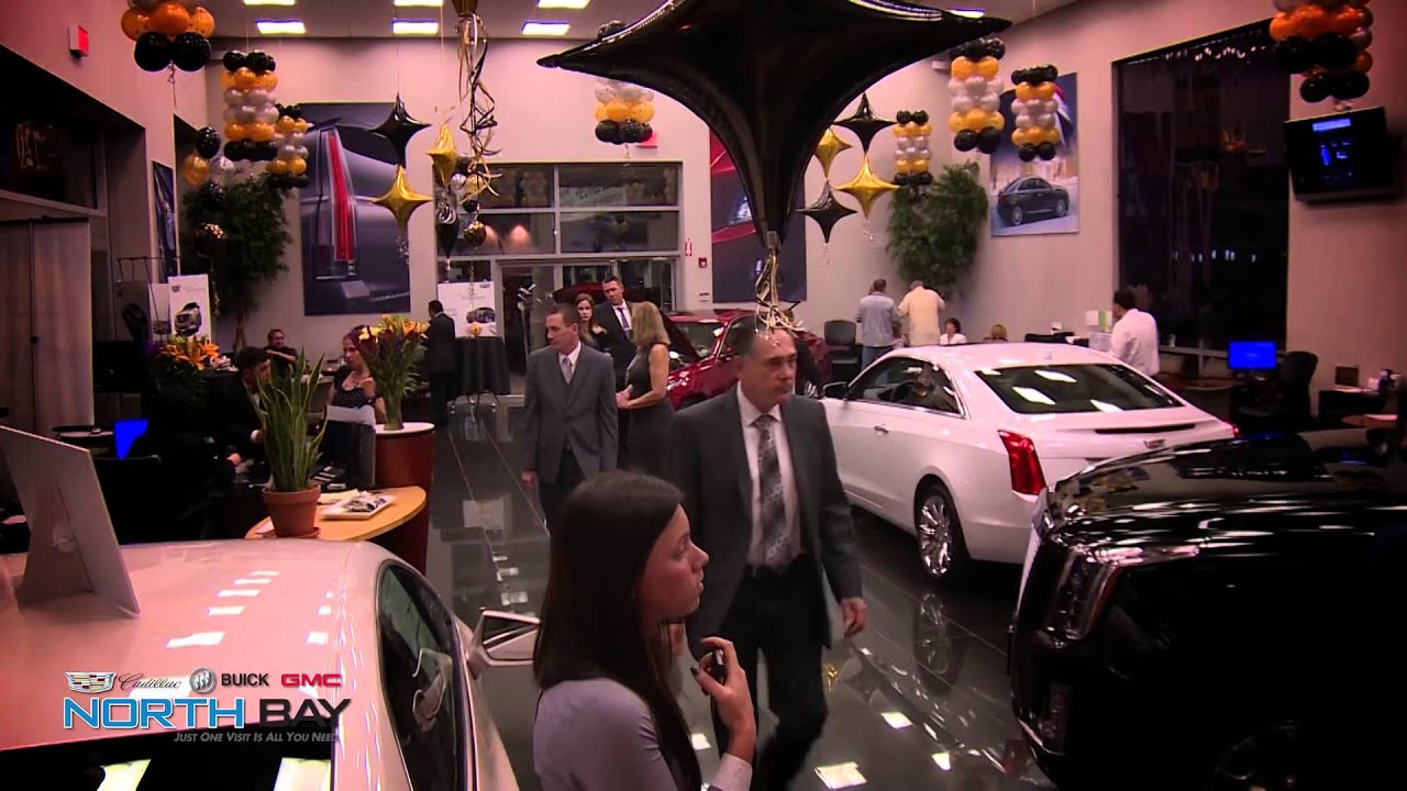 North Bay Cadillac Buick Gmc Grand Opening 11 2014 Youtube
