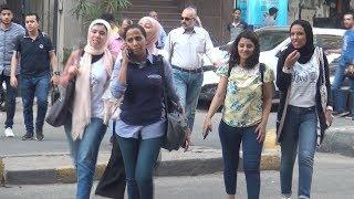 بالفيديو| المحشي والفشار أسلحة سيدات مصر لأمم أفريقيا: هنقعد الرجالة جنبنا