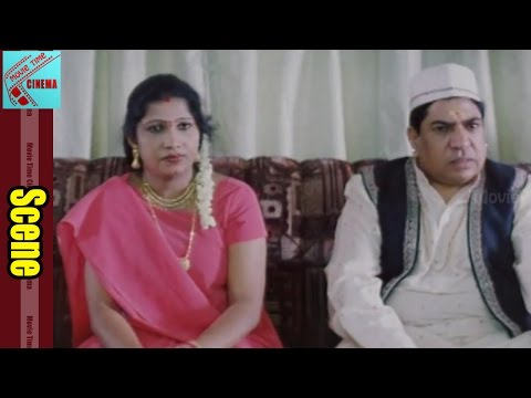 Suman Shetty Give Red Cd To Aunty || Please Naku Pellaindi