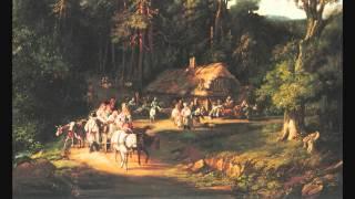 Oberek z pokrzykiwaniem Kurpie Polska muzyka ludowa Ignacy Zyśk Polish folk Music Oberek