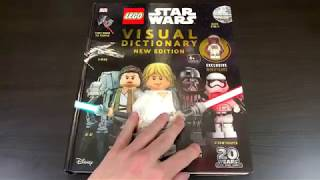 LEGO Star Wars *NEW EDITION* Visual Dictionary 2019! Full Flip-through and Review!