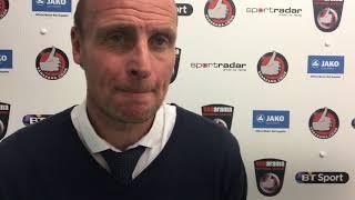 CHESTER FC TV: Jon McCarthy post match FC Halifax Town draw