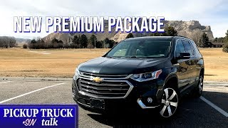 New 2019 Chevy Traverse 3LT Premium Package - Better Value