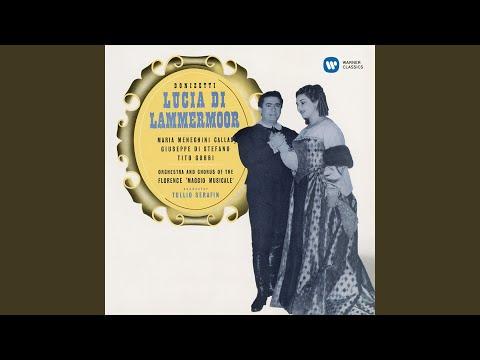 """Lucia Di Lammermoor, Act 2: """"Appressati, Lucia ... Il Pallor Funesto, Orrendo"""" (Enrico, Lucia)"""
