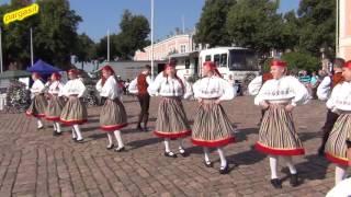 Folk dance - Loksa Tantsijad,  Tantsukingad 20.8.2016