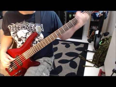 Metallica - Phantom Lord Bass Cover by SheWasAsking4It