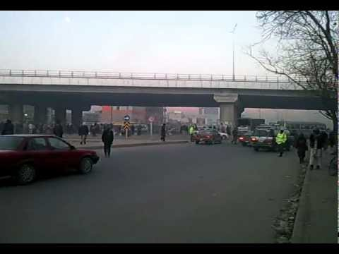 Kabul's first Flyover bridge