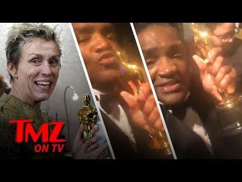 Someone Stole An Oscar!   TMZ TV