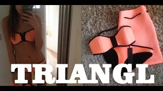 Обзор купальника TRIANGL \\ Triangl Swimwear Review