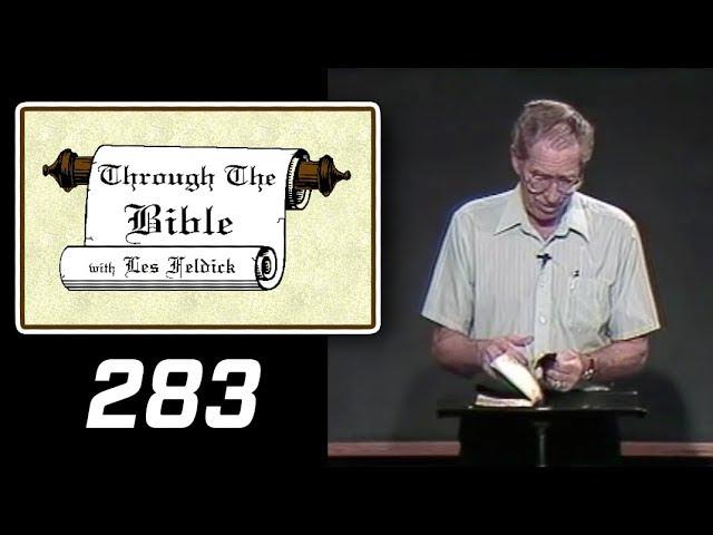 [ 283 ] Les Feldick [ Book 24 - Lesson 2 - Part 3 ] Romans 9:6-9 & Genesis 32:27,28 |a