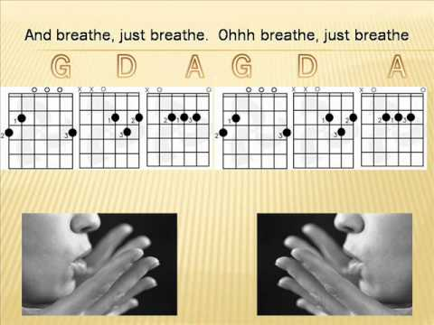 Breathe Again Guitar Chords Image Collections Guitar Chords Finger
