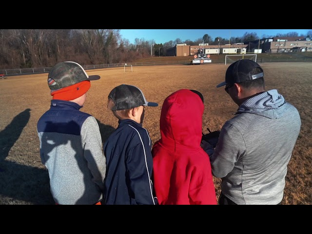 Drone Lesson with The 5 & 2 Project