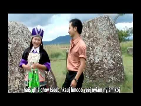 Nkauj Hmoob Xieng Khouang   Leekong Xiong & Paj Zaub Thoj